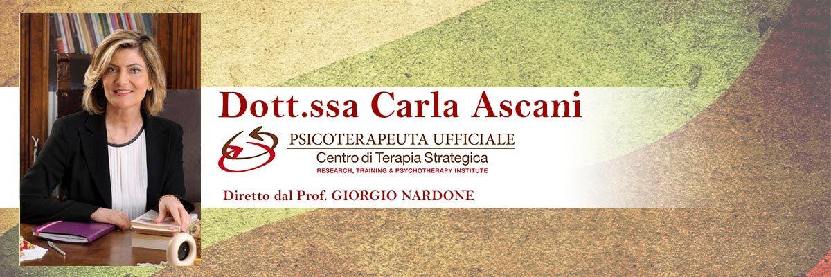 Dott.ssa Carla Ascani